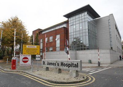 St James Hospital, Dublin