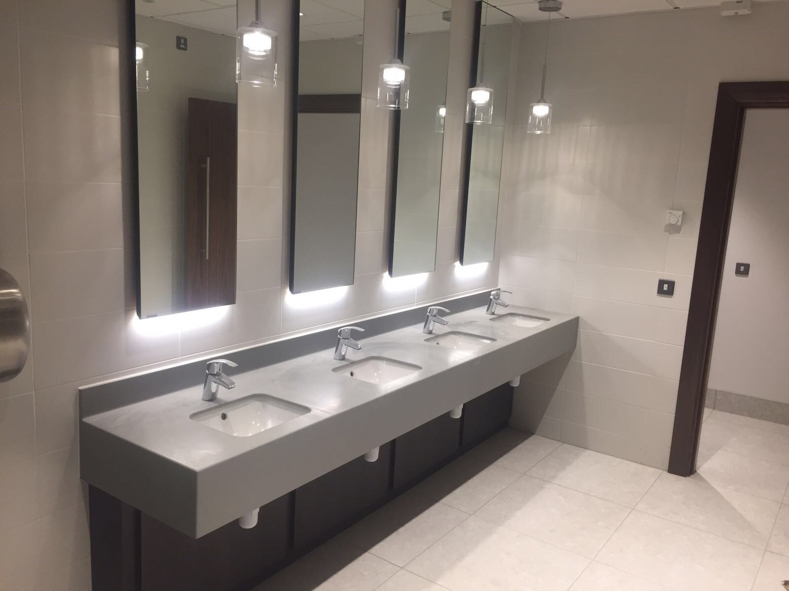 Lincoln Building, Belfast Project - HTC Mechanical Services