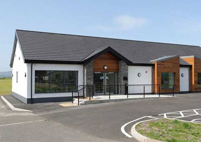 Magilligan Community Centre, Derry